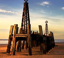 St. Annes Pier HDR by Chris Cudlip