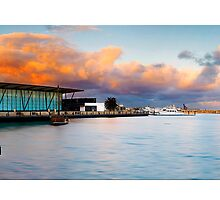 Geraldton Marina by Kirk  Hille