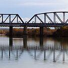 Murray Bridge, South Australia by Michael Humphrys