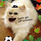 COOL CAT by trisha22