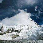 Everest Ice Fall by Richard Heath