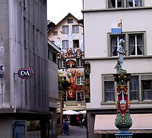 Luzern - Lucerne II by Daidalos