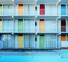 Wildwood, New Jersey, Motel by Carol M.  Highsmith