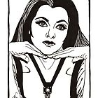 Lily Munster by Lynette K.