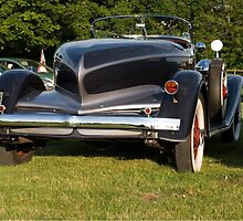 Auburn Boattail Speedster. by Paul Woloschuk