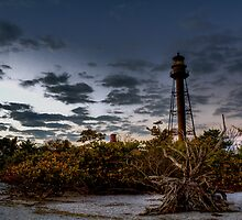Sanibel Lighthouse 222 by greg1701
