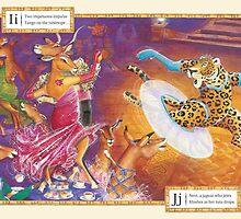 Ballroom Bonanza: Impala, Jaguar by Nina Rycroft