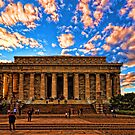 Lincoln Memorial by balexander101