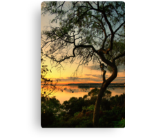"""Oh What a Beautiful Mor-ning"" Canvas Print"