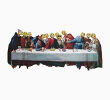 Last Supper by GaffaUK