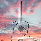 Guitar by Philip Mitchell Graham
