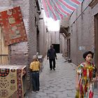 The Souq, Kashgar by Matt Clifford