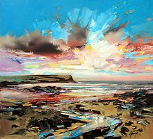 Beach at Loch Brittle by scottnaismith