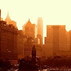 Lower Manhattan by WhoTLEoyd