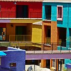 La Placita, Tucson, AZ by Linda Sparks