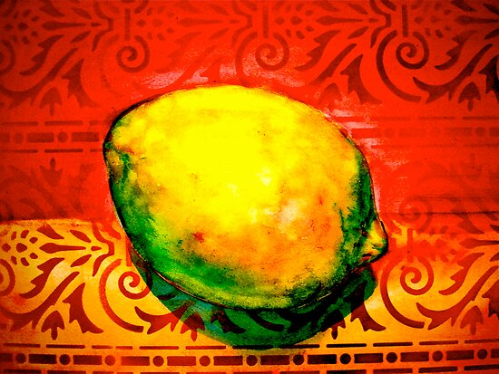 The Lemon by © Janis Zroback