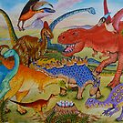 Dinosaurs by RuthBaker