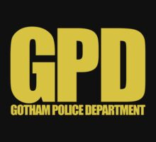 GPD - Gotham Police Department by TGIGreeny