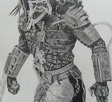 Predator 2 by Courtney Pretlove