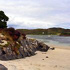 The White Sands of Morar by Rachel Slater