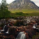Buchaille Etive Mor by Rachel Slater