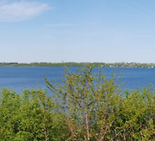 Lake Seneca Panorama by NITSAW