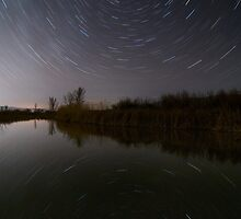 Polaris Reflected by Nolan Nitschke