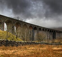 Ribblehead Viaduct by Jon Tait