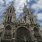 Gothic Cathedral In Ostend by briggs86