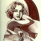 Norma Jean ( 1949 ) by John Dicandia  ( JinnDoW )