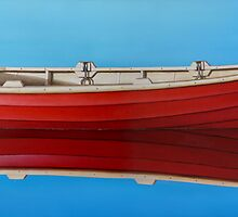 Red Boat by horacio10