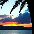 Kefalonian Sunset by Paul Thompson Photography