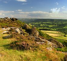 Peak District - Baslow Edge by Rachel Slater