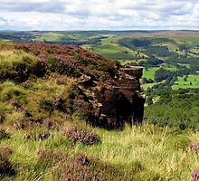 Peak District - Surprise View by Rachel Slater