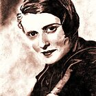 Ayn Rand by StreetSpirit