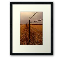 Lebanon, Missouri - Route 66 Framed Print