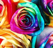 Happy Roses by Rachel Slater