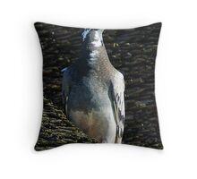 Urban Wildlife in Edegem - Belgium Throw Pillow