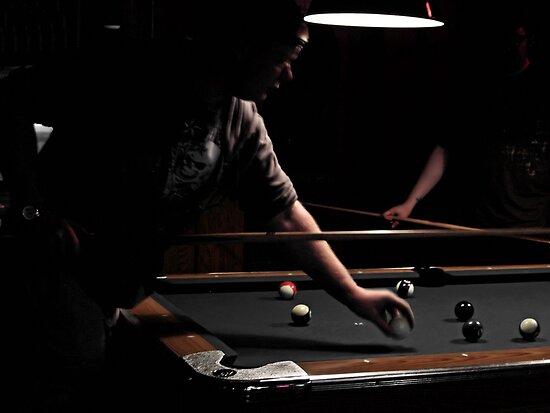 A Tough Game by Cecelia Prairie