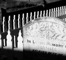 In loving memory by Mike Warman