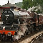 Keighley & Worth Valley Railway, Keighley by Steve  Liptrot