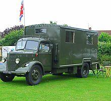 Bedford Truck by Tony Dewey