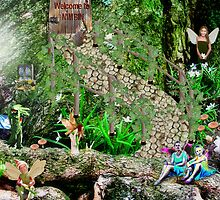 Fairy Magic by nimbinmagic