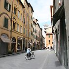 Streets of Lucca by arushton