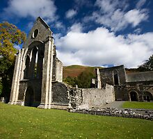 Valle Crucis Abbey by Photopixels