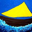 Yellow Sails by DeborahDinah