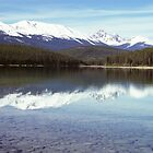 Patricia Lake by Joy & Rob Penney