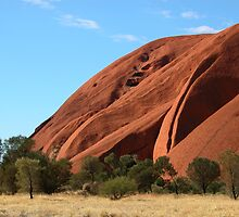 Uluru Up Close by Joy & Rob Penney