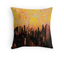 Tokyo 79 revisited.... Throw Pillow