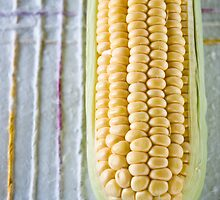 corn on the cob by Ilva Beretta